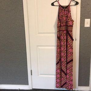 Dressbarn Roz &Ali Dress Size 16